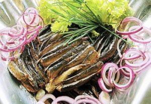 Готовим блюда из шпрот