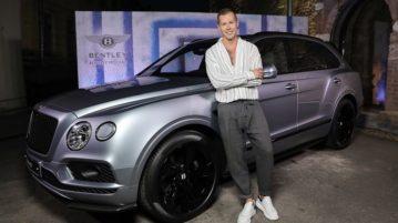 Bentley представляет эксклюзивный Bentayga от ателье Mulliner