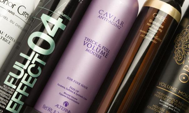 Как подобрать пенку для волос