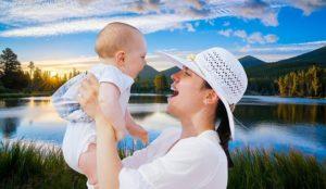 мать и дитя, как правильно закаливать