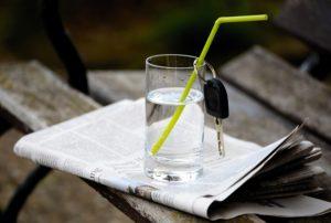 ритуал стакан с водой