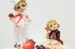 Авторские куклы. Хобби