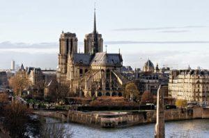 История, легенды и предания Собора Парижской Богоматери
