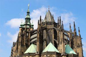 Собор Святого Вита. Прага.
