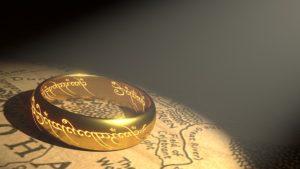 Магический артефакт, кольцо.
