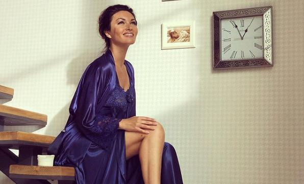 Актриса Юлия Такшина