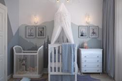 Создание идеального микроклимата в детской комнате