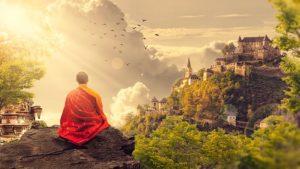 Медитация - это психическое биофизическое явление