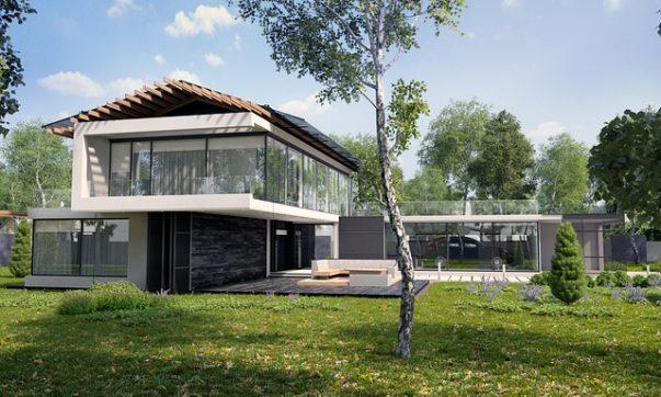 Строительство коттеджа: выбираем проект