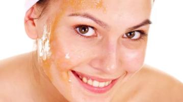 мёд для красоты лица