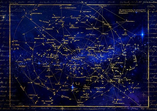 звездная карта