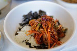 Закуска по-корейски