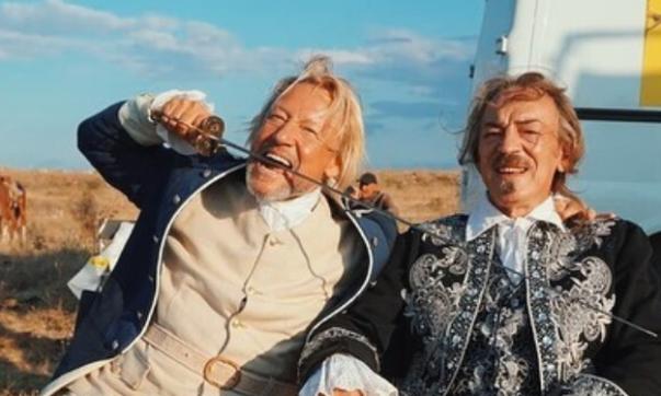 Харатьян и Боярский