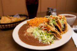 Мексиканская кухня - тако