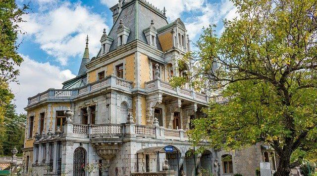 Массандровский замок