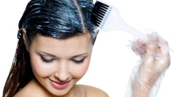 Как красить волосы дома