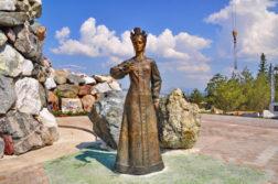Златоуст - парк бажова